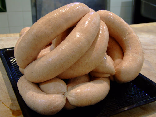 Hiock's Breakfast sausages