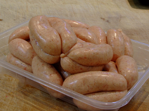 Hick's Pure Pork Cocktail Sausages (0.5 Kg)