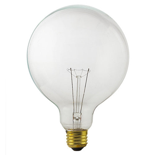60 Watt Globe Style Lightbulb (pack of 12)