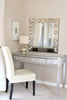 Hollywood Vanity Mirror - Brushed Silver