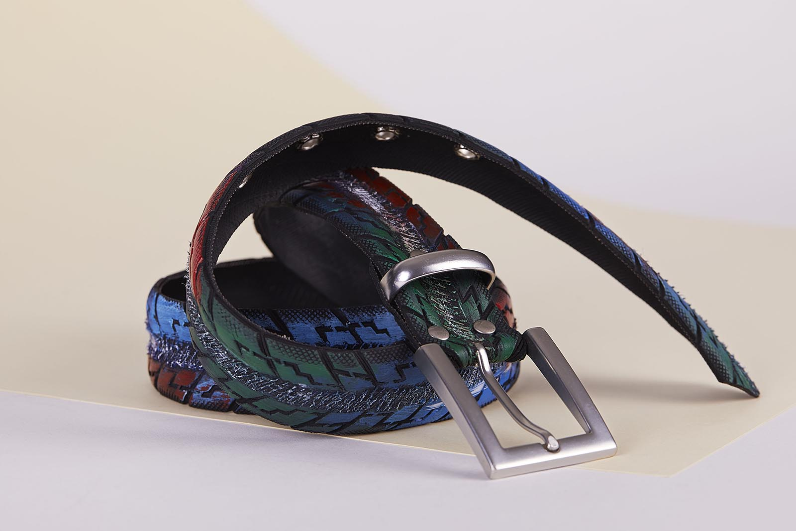 vegan belt by Laura zebu