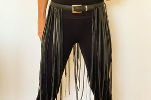 Vogue Fringe Belt