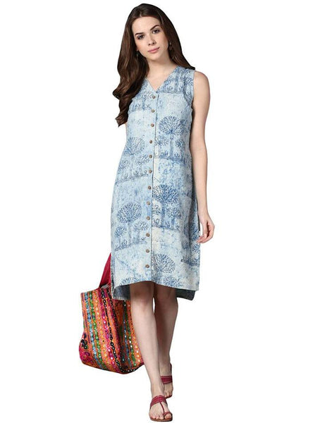 tree of life shirt dress