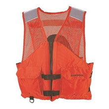 Stearns Work Zone Life Vest Type III USCG Approved MD