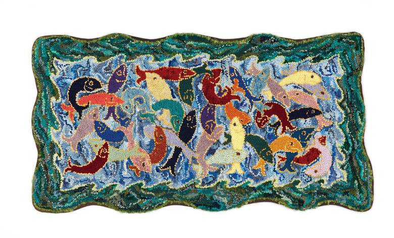 Great Article from The Globe and Mail about Rug Hooking