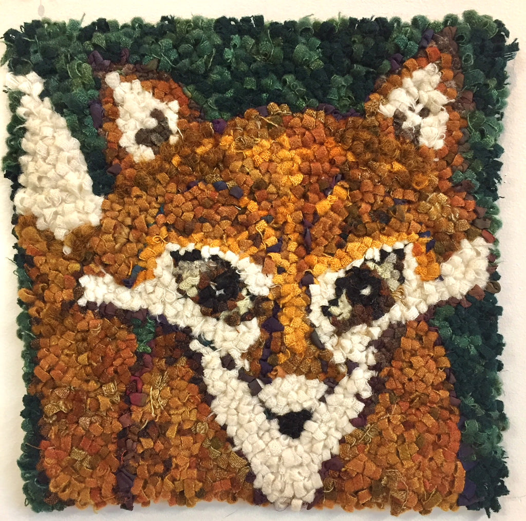 October Pattern of the Month Foxy Guy