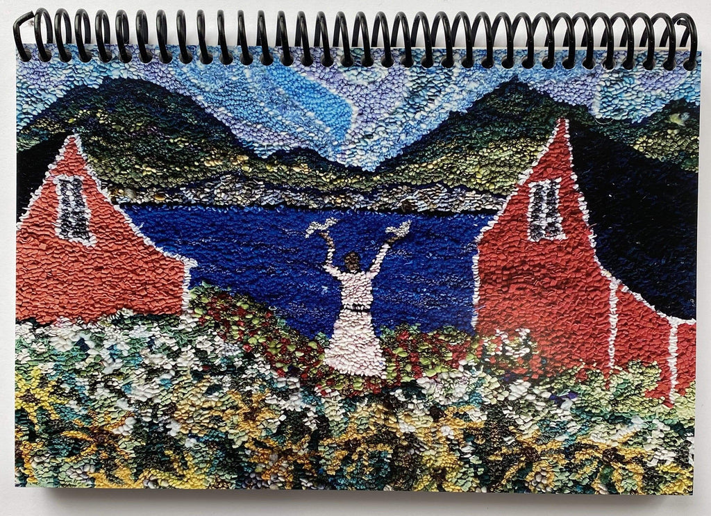 update alt-text with template Sketchbook - Setting the Birds Free-Gift Ideas-vendor-unknown-Rug Hooking Kit -Rug Hooking Pattern -Rug Hooking -Deanne Fitzpatrick Rug Hooking Studio -Is rug hooking the same as punch needle?