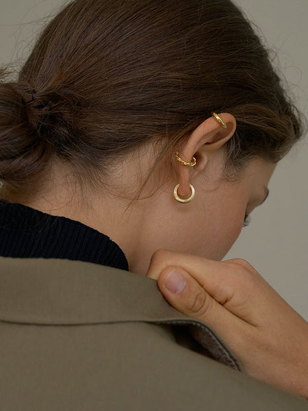 Fragment Pieces Luxe Ear Cuffs