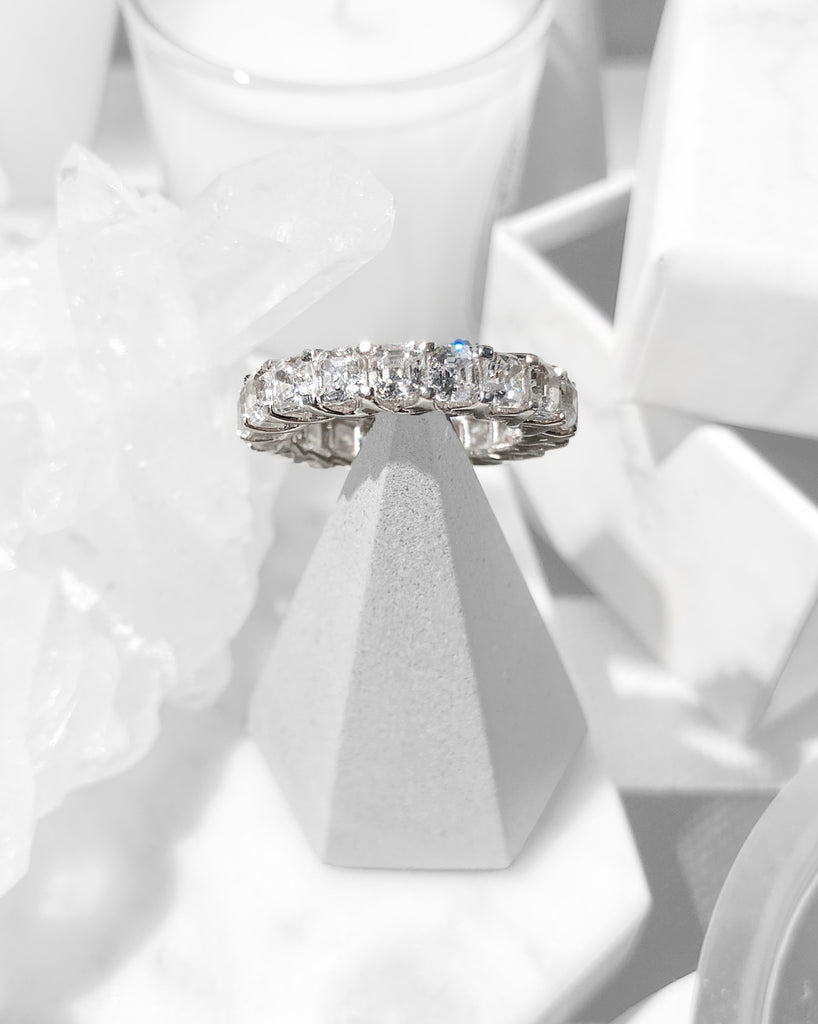 925 Full Eternity Band | STYLEITNRY