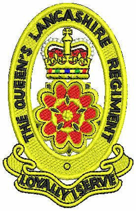 The Queens Lancashire Regiment