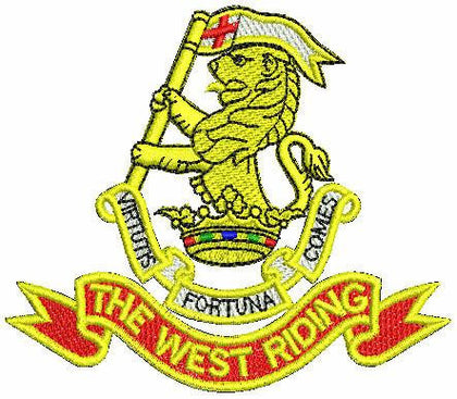 The West Riding Regiment