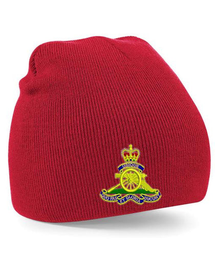 Regimental Beanie hats.