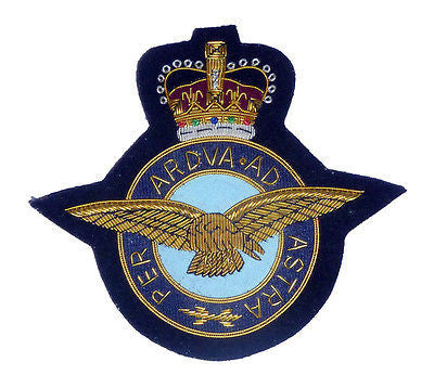 Raf Royal Air Force Blazer Badges