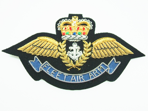 Fleet Air arms Blazer Badges