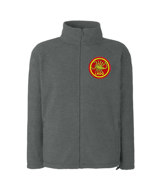 LRDG Long Range Desert Group Fleece
