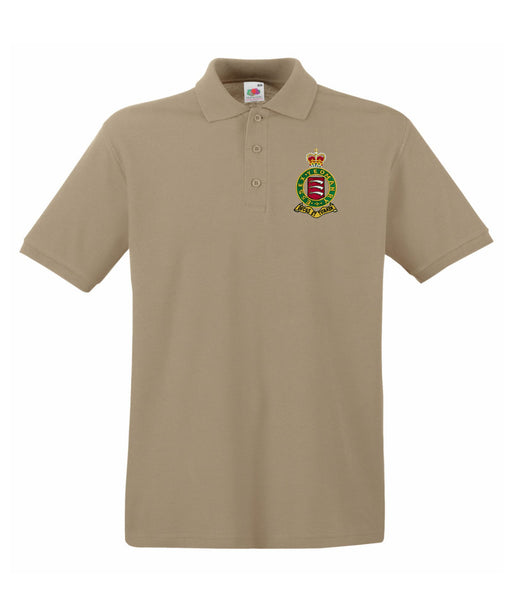 Essex Yeomanry Polo Shirts