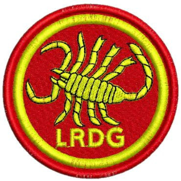 LRDG Long Range Desert Group Softshell