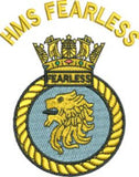 HMS Fearless Softshell