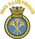 HMS ILLUSTRIOUS Fleece