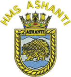 HMS Ashanti Fleece