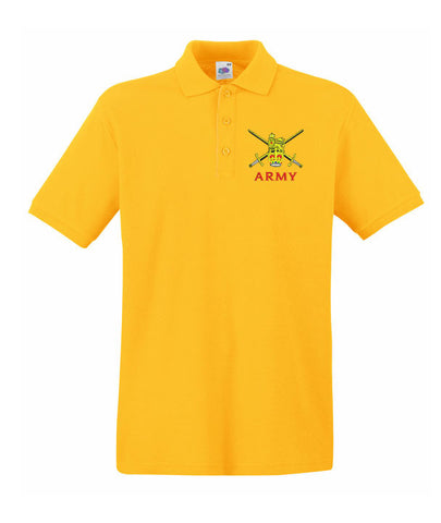Army polo shirt