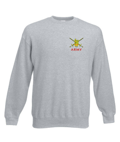 Army sweatshirts