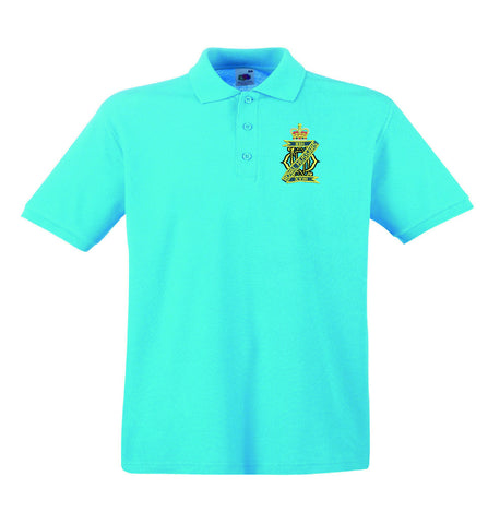 The Queens Royal Hussars Polo Shirt