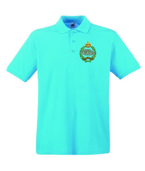 Royal Tank Regiment Polo Shirts