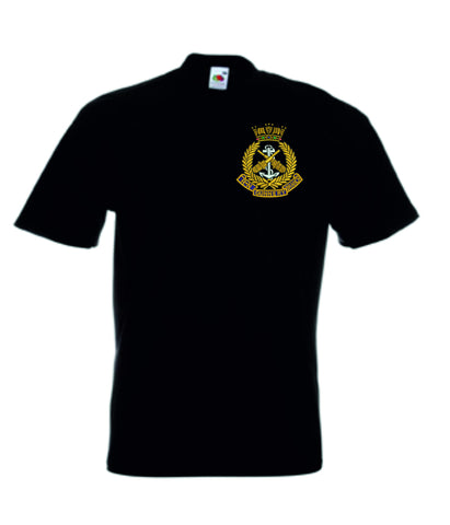 Royal Navy Gunnery Branch T Shirts
