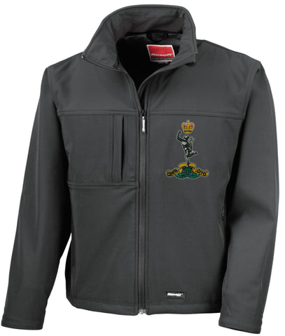 Royal Signals Softshell Jacket