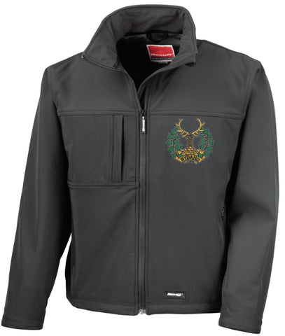Gordon Highlanders SoftShell