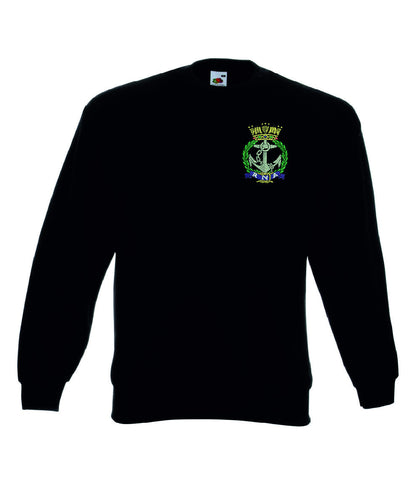 Royal Naval Association Sweatshirts