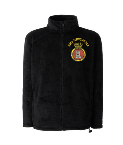 HMS Newcastle Fleece