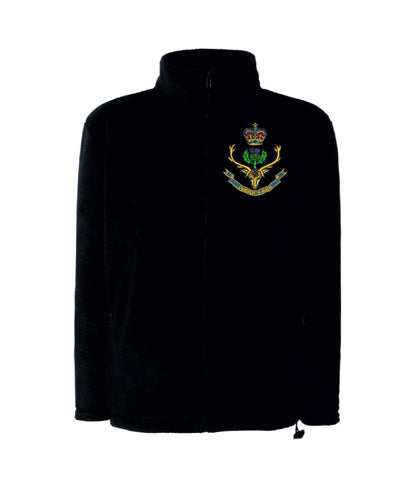 Queens Own Highlanders fleece
