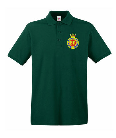 Blues And Royals Polo Shirt