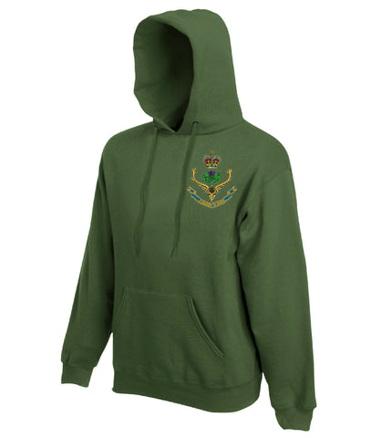 Queens Own Highlanders hoodie