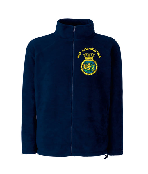HMS Indefatigable Fleece