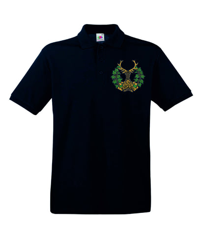 Gordon Highlanders Polo shirt