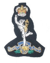 royal signals blazer badges