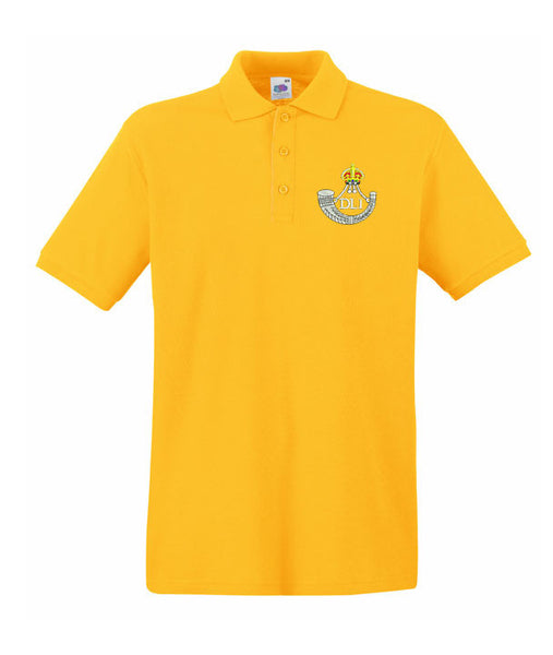 Durham Light Infantry Polo Shirts