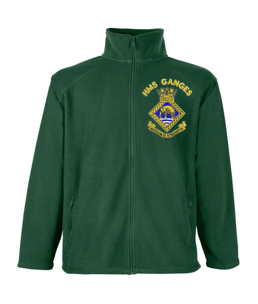 HMS Ganges Fleece