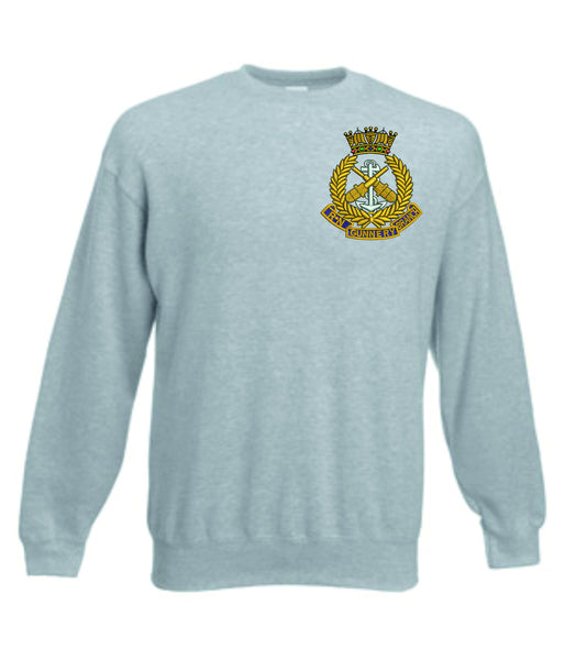 Royal Navy Gunnery Branch sweatshirt