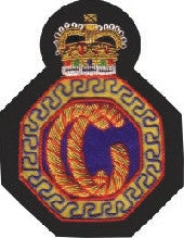 HM Coastguard Blazer Badge