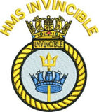 HMS Invincible Fleece