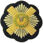 Scots regiment Blazer Badges