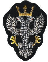 Mercian regiment Blazer Badge