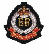 Royal Military Police Blazer Badges