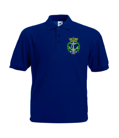 Royal Naval association Polo Shirt