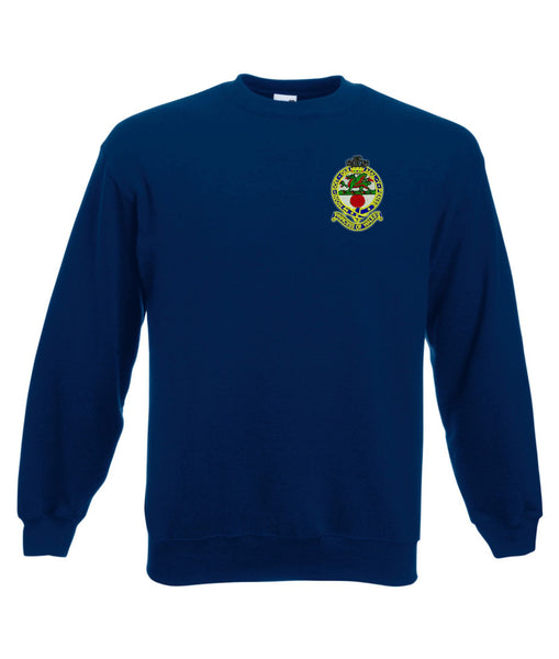 Princess of Wale's Royal Regiment Sweatshirts