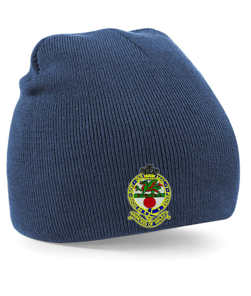 Princess of Wale's Royal Regiment Beanie Hats